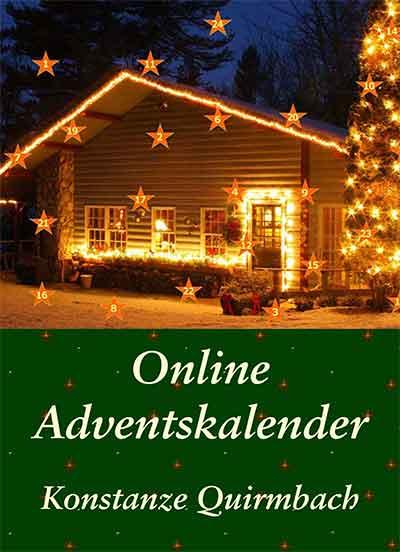 Online Adventskalender von Konstanze Quirmbach